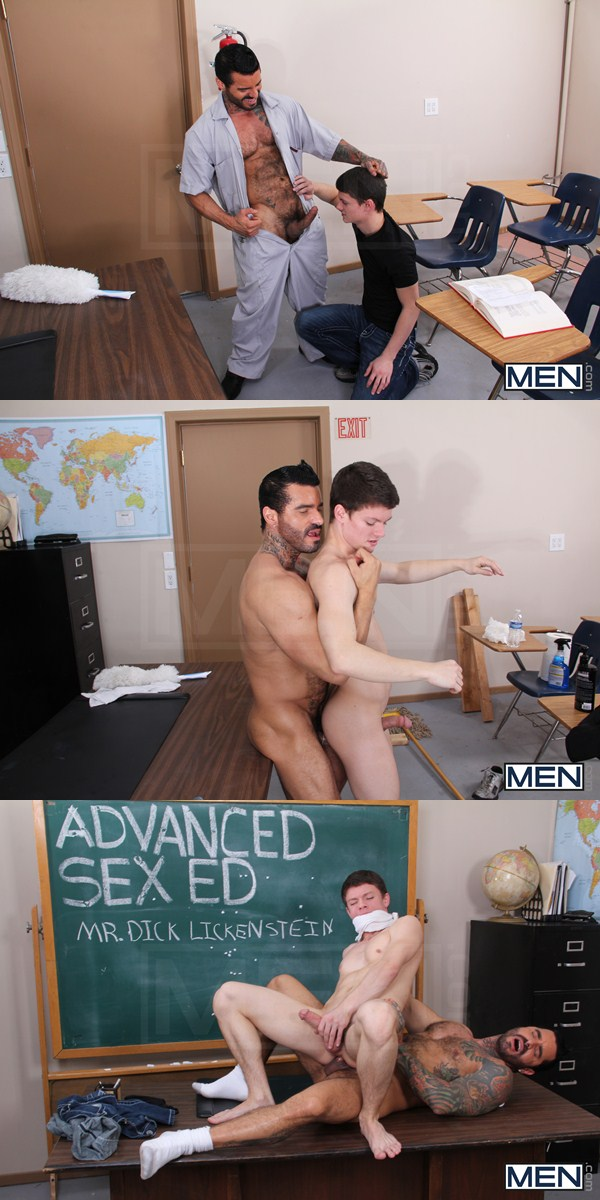 manly Alexsander pounds cute Tyler Sweet at Drillmyhole 01