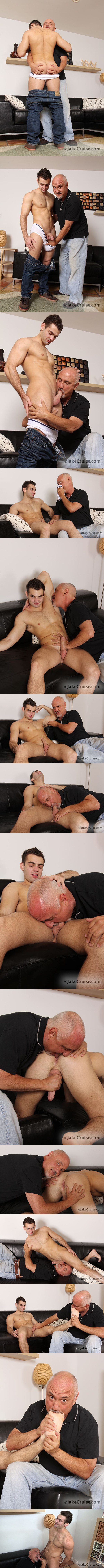 Scotty Dean gets touched, rimmed and serviced Jakecruise 02