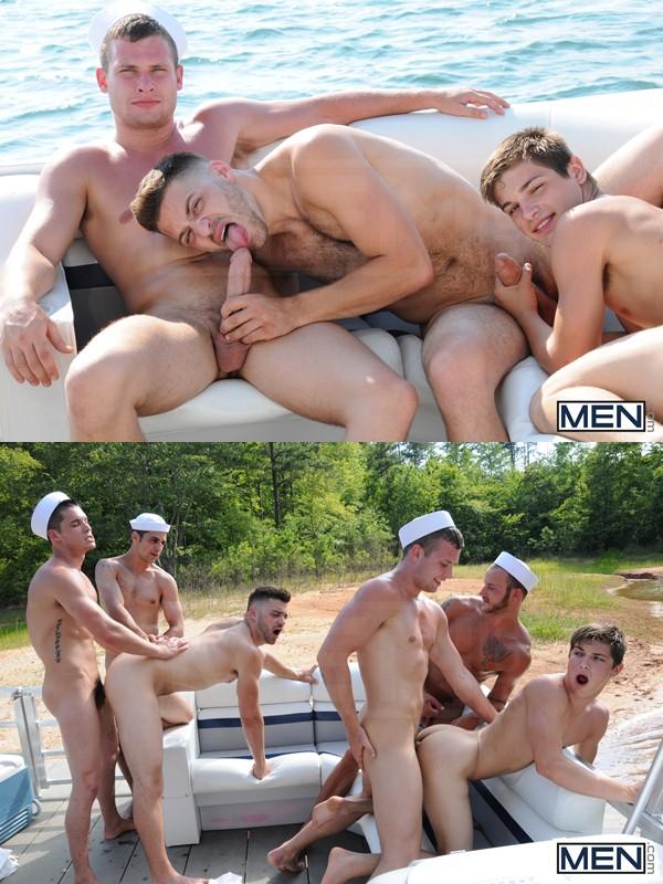 Free gay beach porn pics