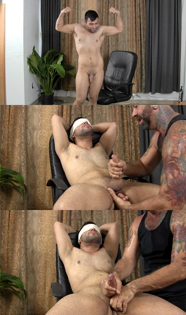 manly rugged tony gets fingerd and stroked at Straightfraternity 01