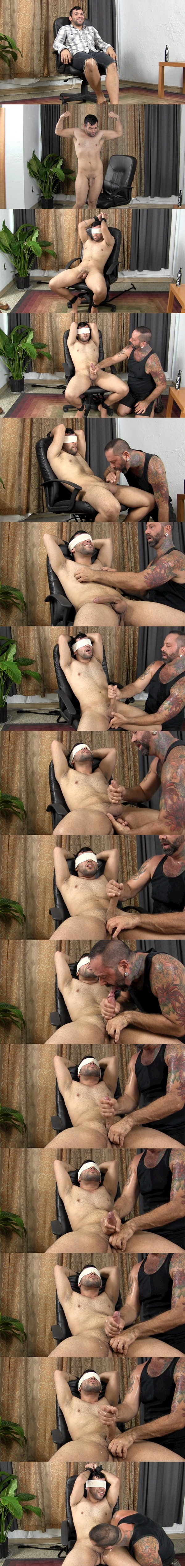 manly rugged tony gets fingerd and stroked at Straightfraternity 02