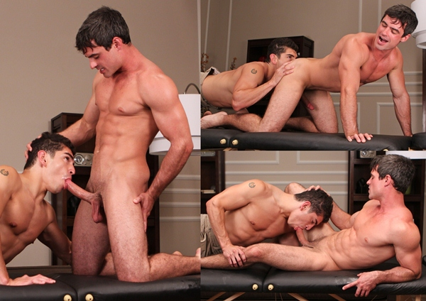 Jessie rims and blows Daniel at Seancody 01