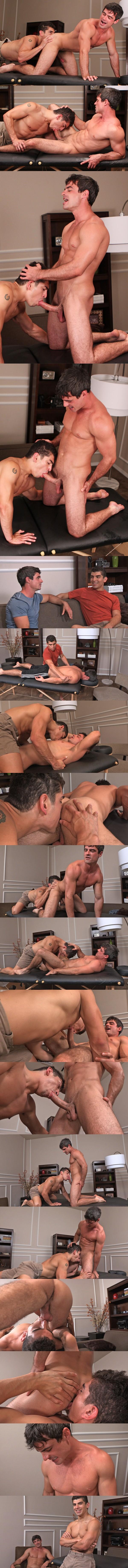 Jessie rims and blows Daniel at Seancody 02