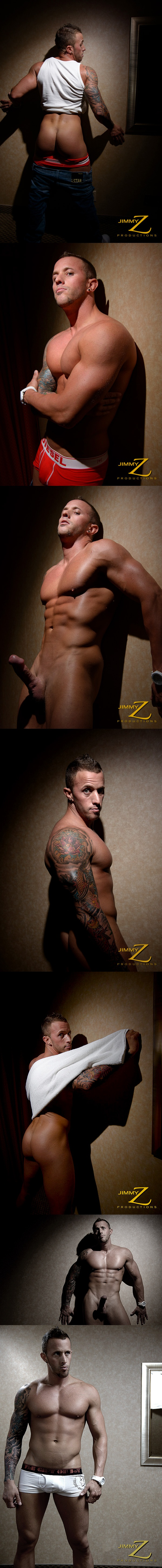 Jeremy Gosling poses and shoots at Jimmyzproductions 02