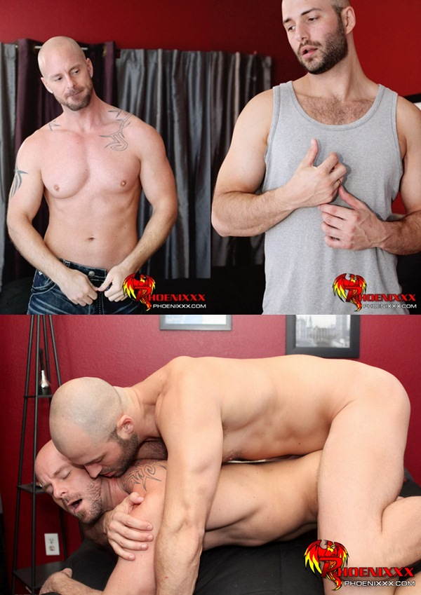 Hairy Straight David Chase Fucks muscle daddy Mitch Vaughn at Phoenixxx 01