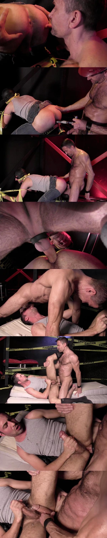 Power Top Matt Sizemore Raw Fucks Brandon Hawk senseless at Rawfuckclub 01