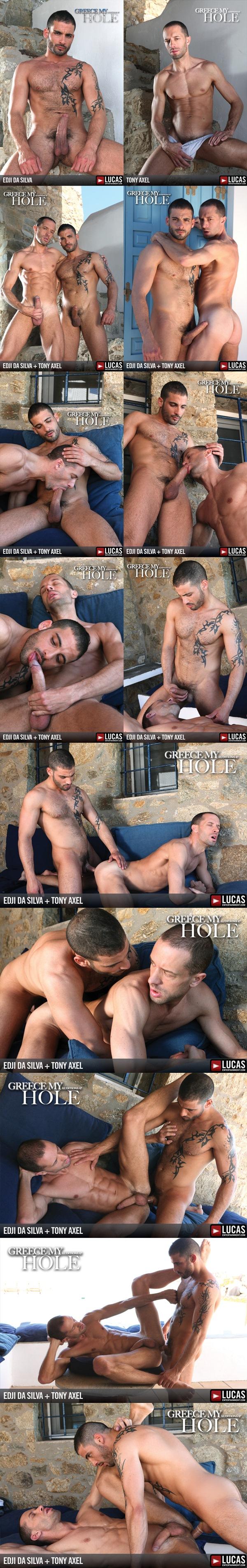 Masculine Edi Da Silva power-fucks handsome Tony Axel at Lucasentertainment 01