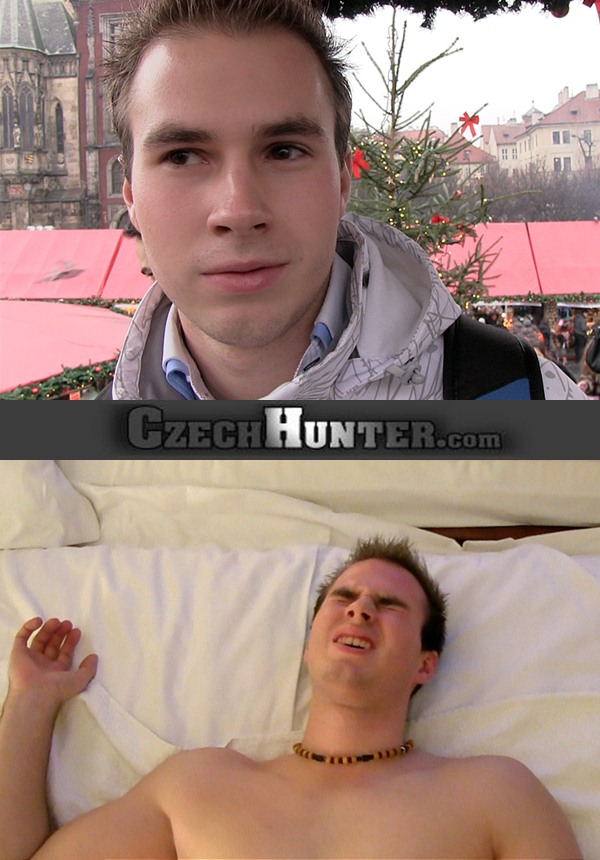Cute Young Boy Gets his tight Virgin ass bareback fucked in Czech Hunter 69 at Czechhunter
