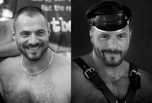 Masculine gay porn star Arpad Miklos reportedly took his own life