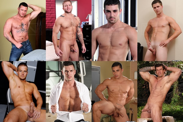 Charlie Harding, Colby Jansen, Jack King, Jimmy Johnson, Liam Magnuson, Paddy O'Brian, Topher DiMaggio, Zeb Atlas in Top to Bottom Part 2 at Men