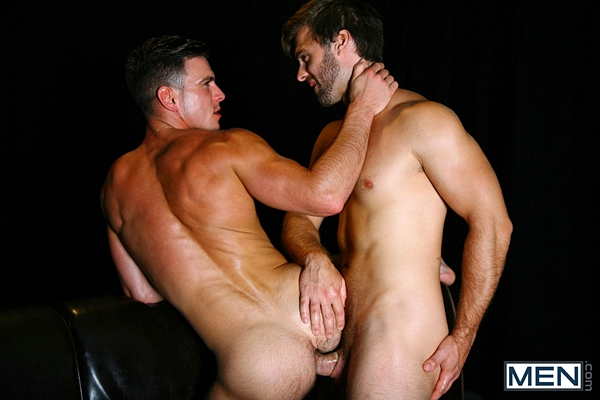 Paddy O'Brian & Gabriel Clark Flip-fuck with hot ass to mouth actions in Fallen at Menofuk