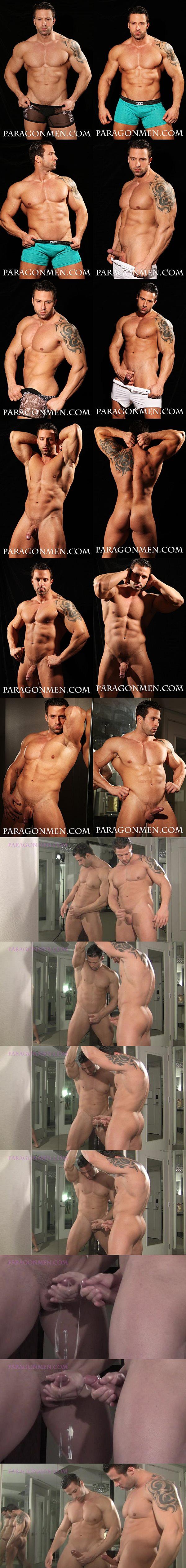 Angel Diablo Porn paragonmen - muscle hunk dante (aka angel diablo) dumps his
