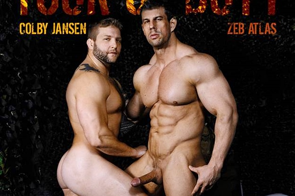 A sneak peek of Colby Jansen and Zeb Atlas having a hot fucking at Men