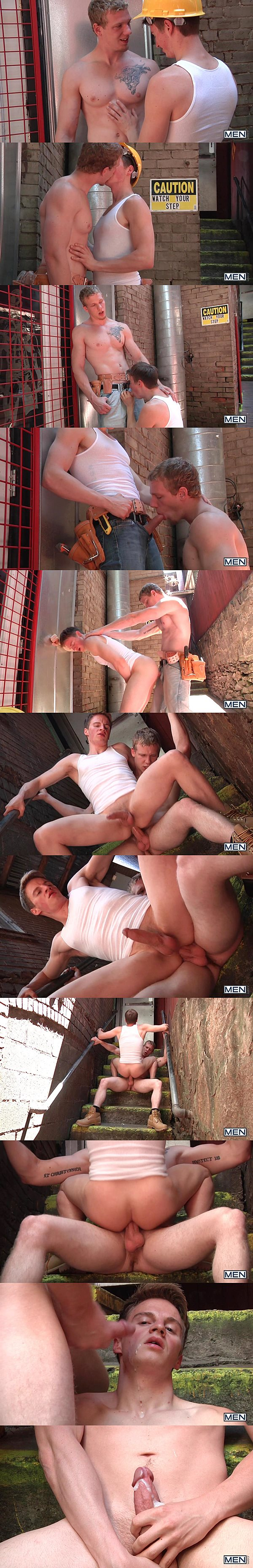 Johnny Forza Fucks cute boy Matthew Ryder in Daddy's Workplace Part 3 at Drillmyhole 02