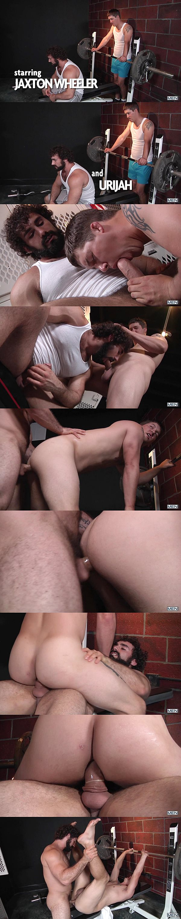 A Sneak Peek of Jaxton Wheeler fucking Urijah at Str8togay
