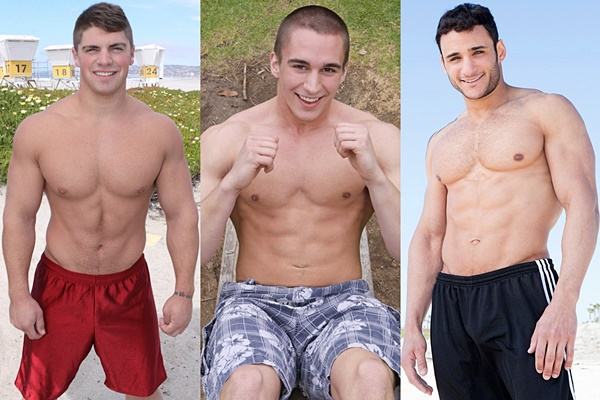 Exclusive news of Seancody including release schedule, model hiring, upcoming hot scenes and feedback from fans
