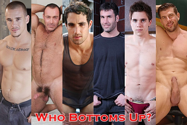 Exclusive News: Adam Bryant, Brad Kalvo, Jack King, Tyler Hunt, Will Braun and Zeb Atlas - guess who gets his tight virgin ass popped up in Top to Bottom Part 11 at Men