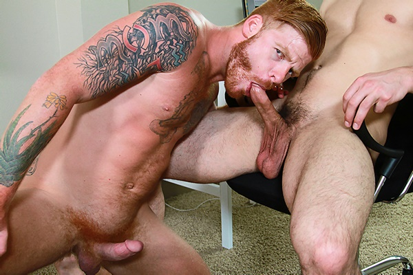 A Sneak Peek of Jason Maddox fucking Bennett Anthony at Str8togay