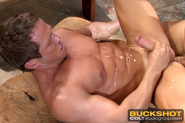 Climaxes from over 40 hot colt models in Buckshot Top Shots Volume 1 at Coltstudiogroup