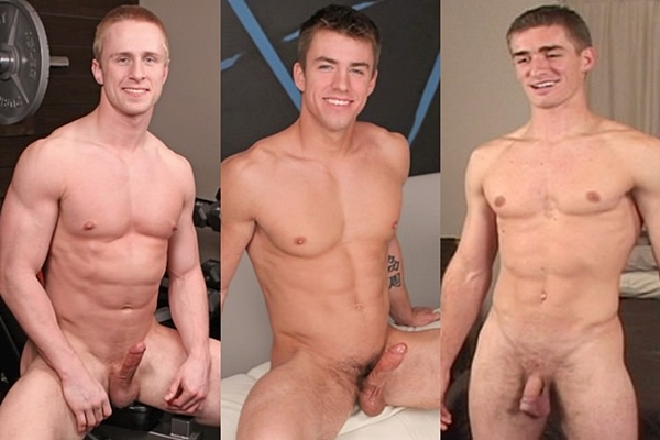 Abe, Marshall or Parker, guess who is back after being away for more than 2 years at Seancody