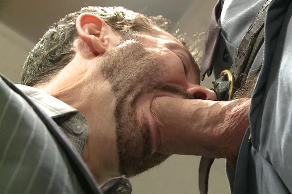 Horse hung Rocco Steele fucks Bryan Slater in Joe Gage Sex Files Vol. #19 It's a Job at Raydragon