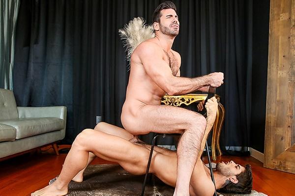 A Sneak Peek of Diego Sans fucking Billy Santoro at Men