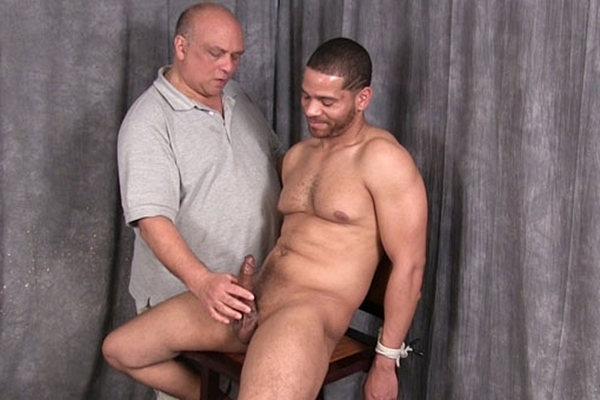 Hot bisexual cook Chris gets slowly edged and jerked at Slowteasinghandjobs