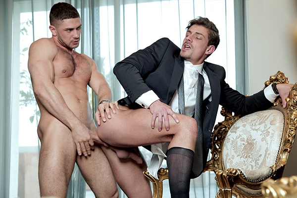 Dato Foland fucks the cum out of Carter Dane and gives Carter a big facial at Menatplay