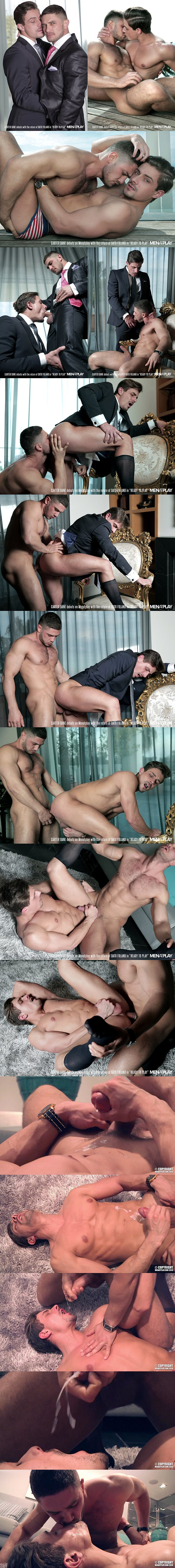 Dato Foland fucks the cum out of Carter Dane and gives Carter a big facial at Menatplay 02