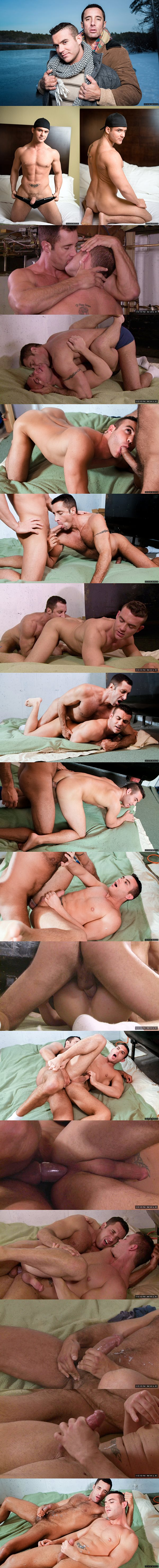 Nick Capra fucks Killian James in Fathers And Sons 4 at Iconmale 02