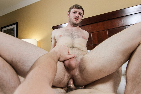 The cameraman fucks handsome straight jock Cole's tight virgin ass at Realitydudes