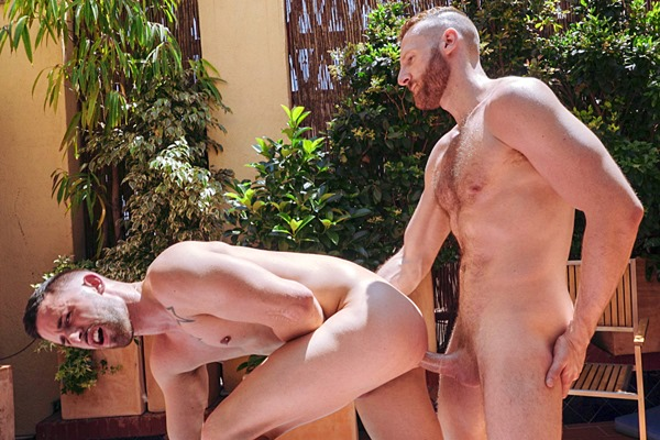 Tim Kruger fucks two hot loads out of newcomer Sunny Colucci at Timtales