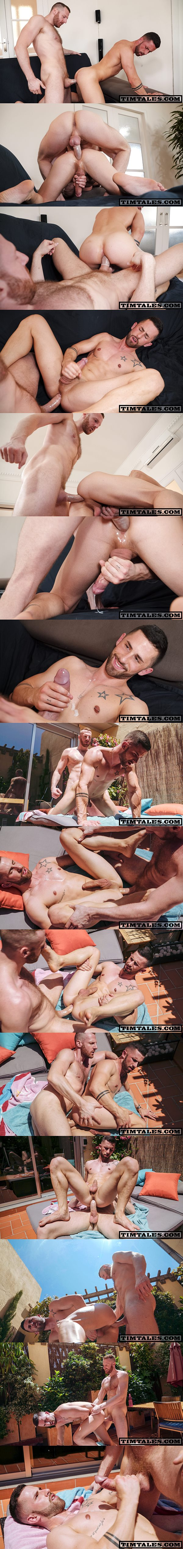 Tim Kruger fucks two hot loads out of newcomer Sunny Colucci at Timtales 02