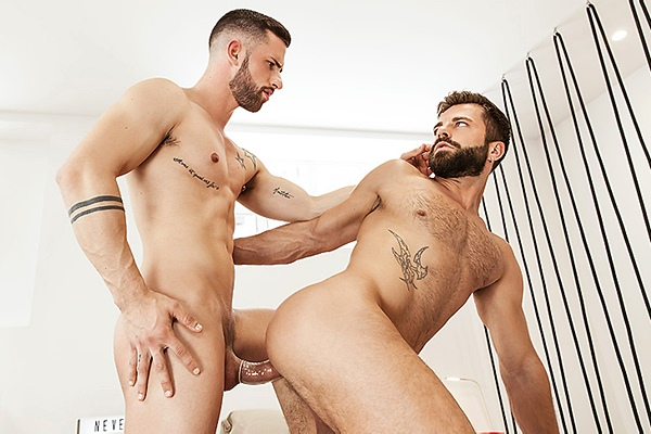 A Sneak Peek of Hector De Silva flip-fucking Sunny Colucci at Men