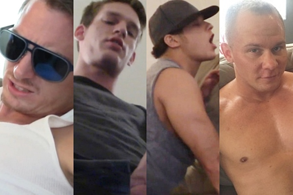 The model list of 24 new Sketchy dudes at Sketchysex