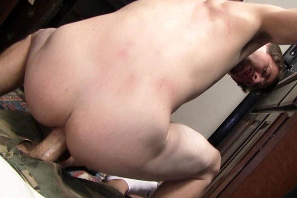 Hot straight resident Derek gets his tight virgin ass popped up and seeded at Boyshalfwayhouse