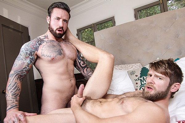 A Sneak Peek of Jordan Levine fucking Colby Keller at Drillmyhole