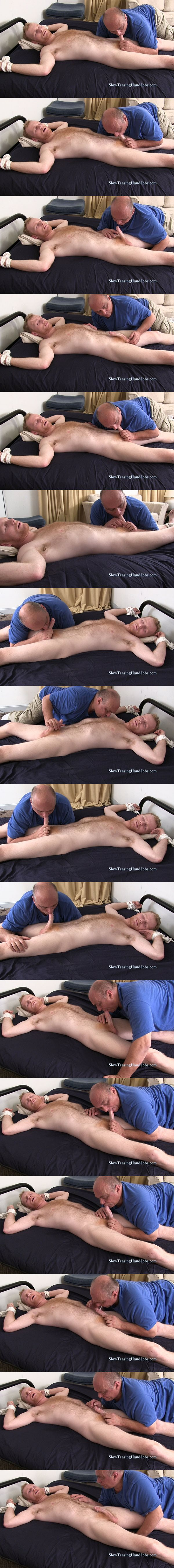 Hot ginger stud Sean sucked off in Stunned Speechless by a Blow Job at Slowteasinghandjobs 02