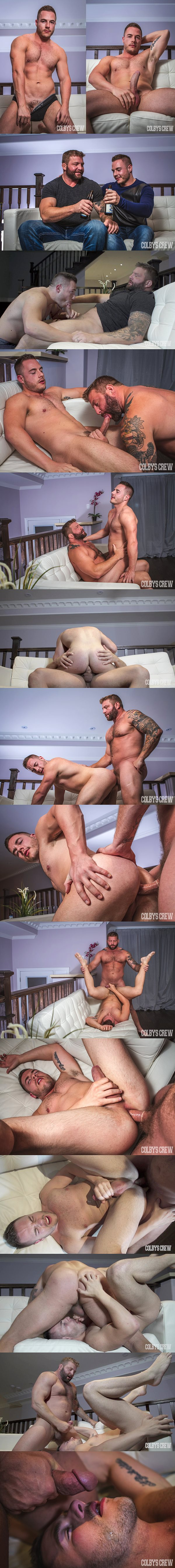Colby Jansen fucks muscle hunk Tobias James in The Ex-Girlfriend at Colbyscrew 02