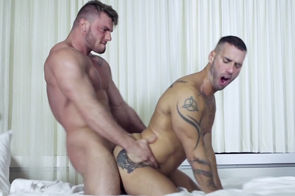 A Sneak Peek of Shawn Hardy and William Seed Fucking Alexy Tyler at Drillmyhole