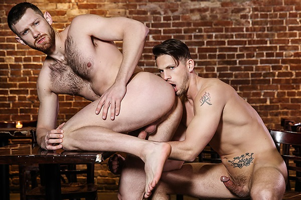 A Sneak Peek of Roman Todd Fucking Jacob Peterson at Str8togay