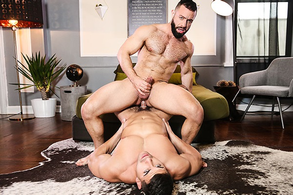 A Sneak Peek of Damien Stone Fucking Eddy Ceetee at Drillmyhole