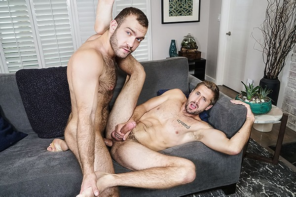 A Sneak Peek of Adam Thicke Fucking Wesley Woods at Str8togay