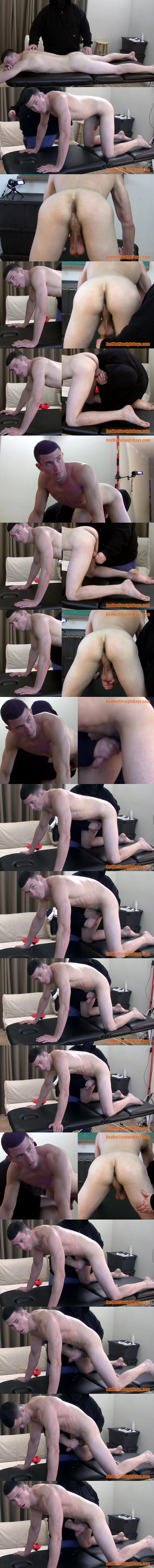 Handsome straight dude Anthony Slater sucked and jerked off at Redhotstraightboys 02