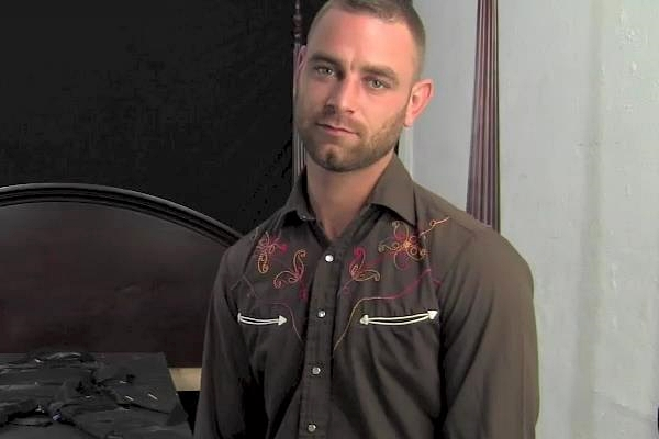 Rugged handsome straight country boy Teddy tickle tortured and milked at Tickledhard