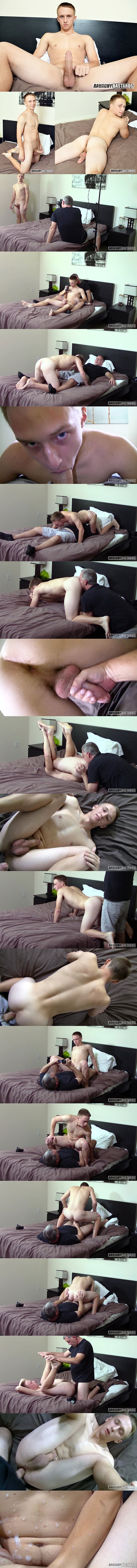 Clay Barebacks Logan Pine in Straight But Curious and Broke Enough at Raunchybastards 02