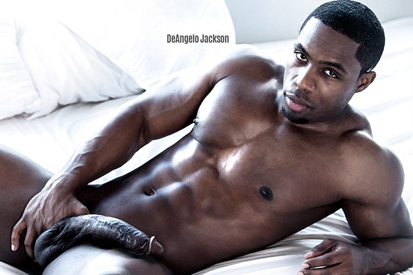 Introducing Noirmale - A brand new interracial gay porn site featuring sexy, hung black gay porn stars