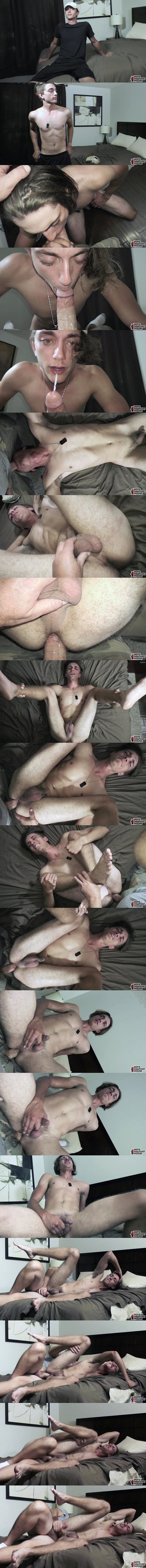 The house manager barebacks Jonas Paige in Young Jock Dicked Down and Bred at Boyshalfwayhouse 02
