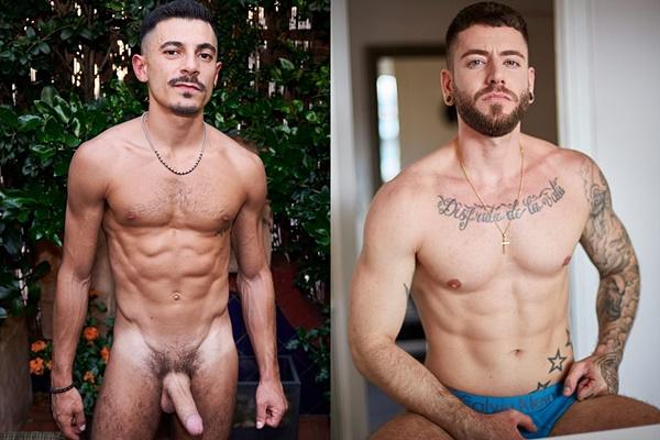 Newcomer Dominick Sardo and Rico Vega make their bottoming debut at Timtales