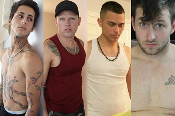 The new model list - Aaron Blanco, Aaron Daniels, Anthony Rico, Enrique Hernandez, Hollden Coldwater, Joseph Banks, Ryan Sparks, Tenzin and more at Sketchysex